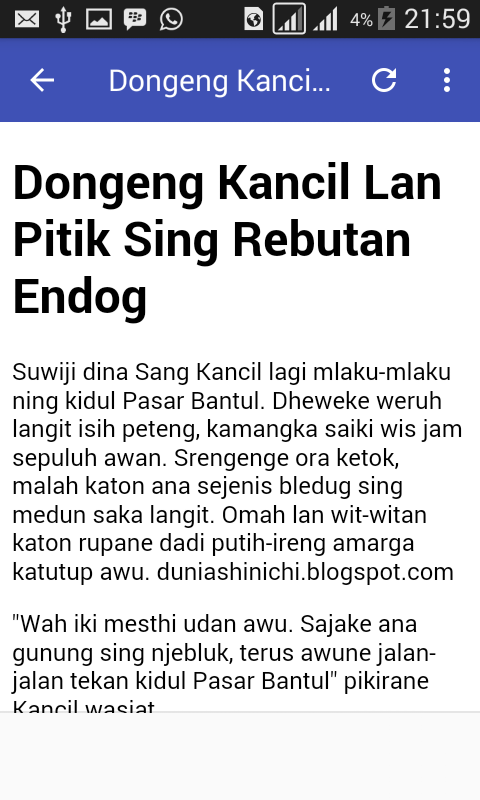 Fabel Bahasa Jawa : fabel, bahasa, DONGENG, BAHASA, Download, Dongengdongeng.bahasa.jawa