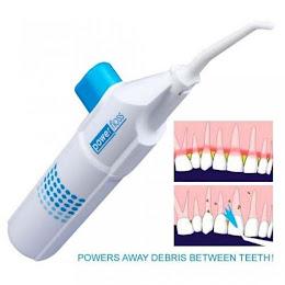 Irigator bucal pentru curatare dentara Power Floss