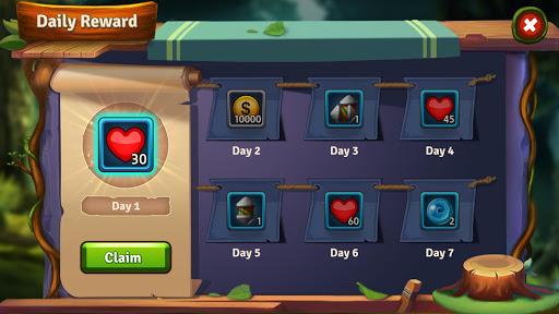 Mystery Forest - Match 3 Fun  screenshots 7