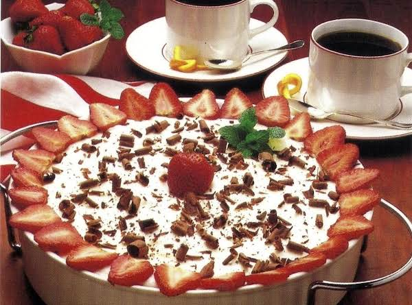 Black Bottom Pie (microwave Version)