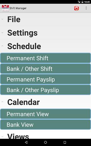 Shift Manager Lite
