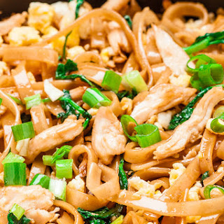 Thai Stir Fry Noodles - Pad See Ew