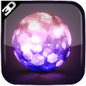 Ball Cube Live Wallpaper icon