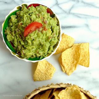 Simple Basic Guacamole