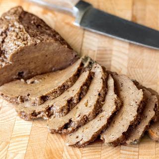 Homemade Beefy Seitan [Vegan] Recipe