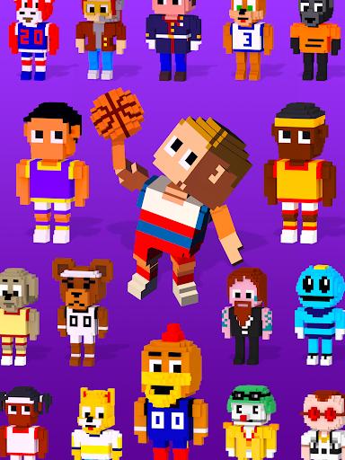 Blocky Basketball FreeStyle 1.7.1_223 screenshots 9