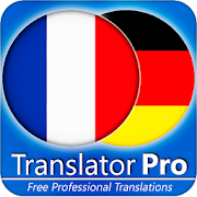 German - French Translator ( Text to Speech )