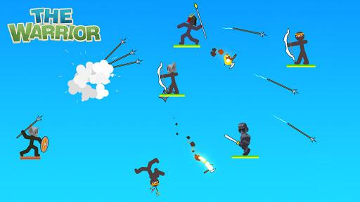 The Warrior - Top Stickman 1.0.7 screenshots 1