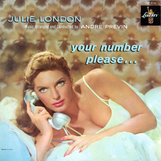 Your Number, Please... - Julie London
