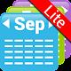 My Month Calendar Widget Lite (app)