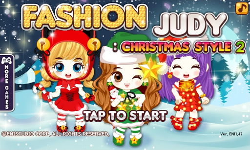 Fashion Judy: Christmas style2