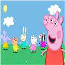peppa pig Themes & New Tab
