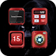 Download Red Steel Metal Tough Icon Pack-Realism Style For PC Windows and Mac