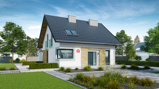 projekt Dom przy Cyprysowej 55