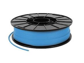 NinjaTek NinjaFlex Sky Blue TPE Filament - 1.75mm