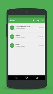 Kaizala: Get work done on chat Screenshot 8