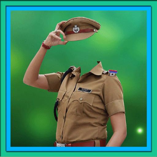 警方套裝數碼相框 攝影 LOGO-玩APPs