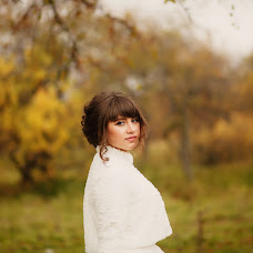 Wedding photographer Anna Rovkina (AnetteR). Photo of 06.11.2017