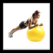 Exercise Ball Workout PRO