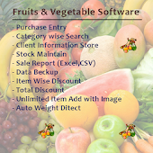 Fruit & Veg Store With Inventory