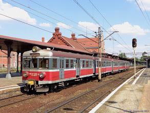 Photo: EN57-1210, Opole Główne - Jelcz Laskowice {Opole Główne; 2014-07-16}