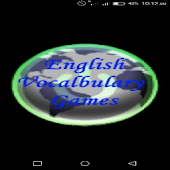 English Vocabulary Trainer