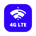 4G LTE Mode - 4G LTE Only icon