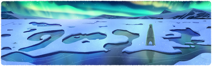 2016 Earth Day Google Doodle #1