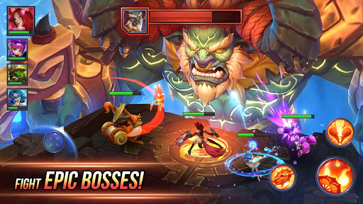 Dungeon Hunter Champions: Epic Online Action RPG 1.8.17 screenshots 4