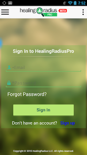 HealingRadiusPro- screenshot thumbnail