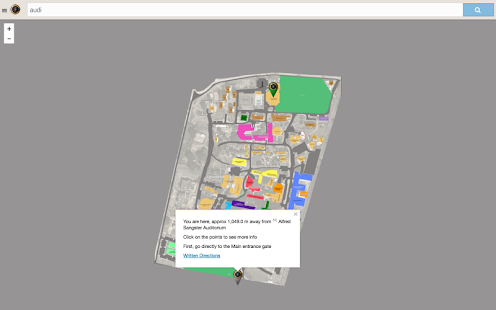 UTECH Maps- screenshot thumbnail