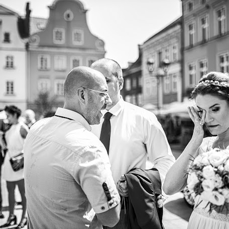 Wedding photographer Marcin Papała (muszkaniesiada). Photo of 05.09.2017
