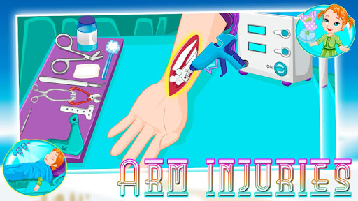 Arm injuries
