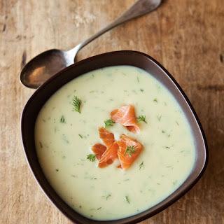Salmon Potato Leek Soup Recipes