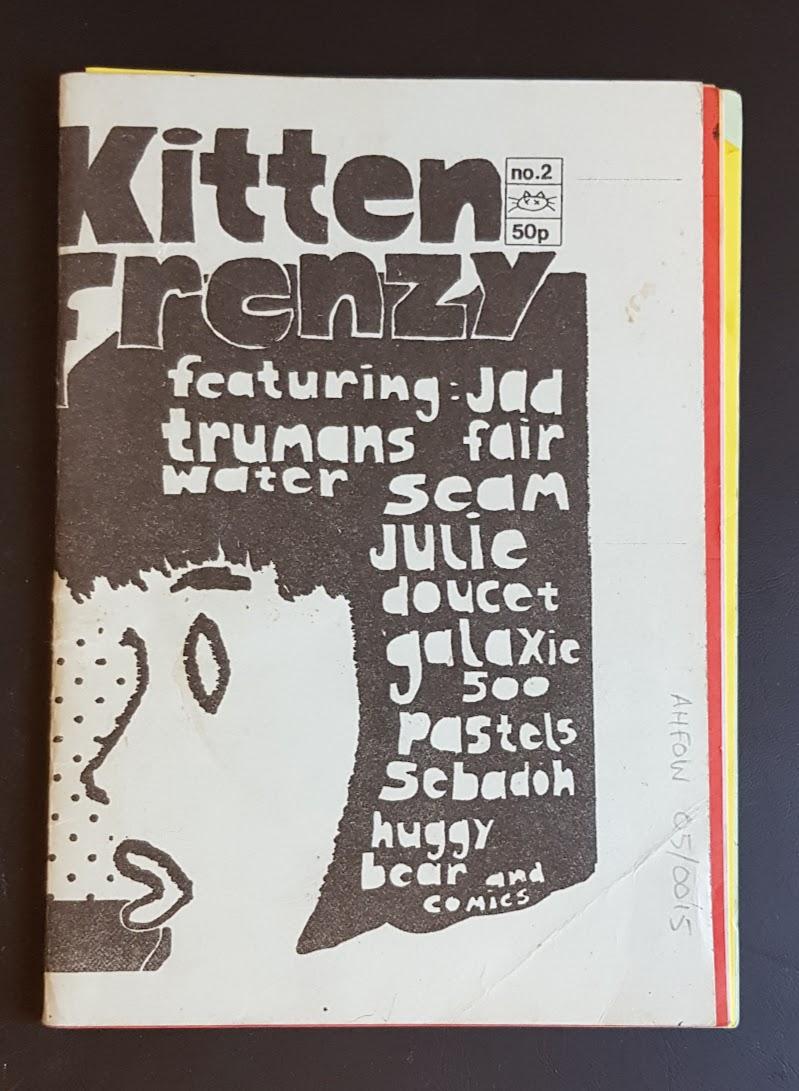 Kitten Frenzy no.2 cover