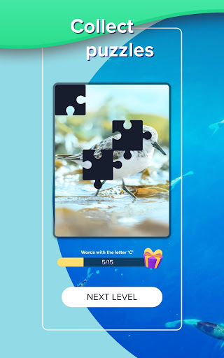 Puzzlescapes: Relaxing Word Puzzle Brain Game screenshot 9