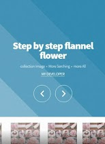 Step by step flannel flower - screenshot thumbnail 06