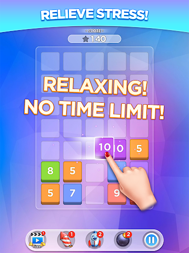 Merge Number Puzzle apktram screenshots 10
