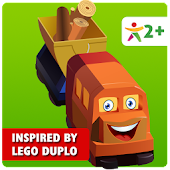 Happy Train Lego Duplo