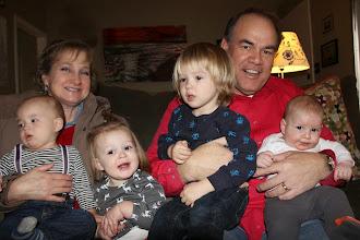 Photo: 12/22 - Grab all those grand babies!