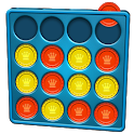 Match 4 in a row :  Multiplayer game icon