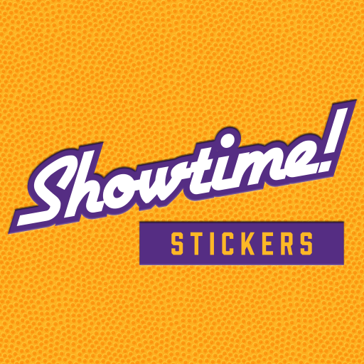 Lakers Showtime! Stickers 運動 App LOGO-硬是要APP