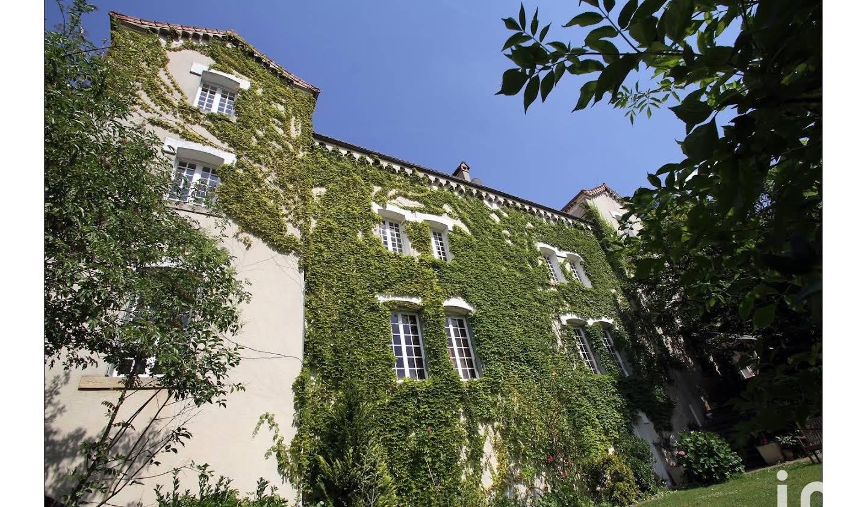 Maison avec piscine et terrasse Vals-les-Bains