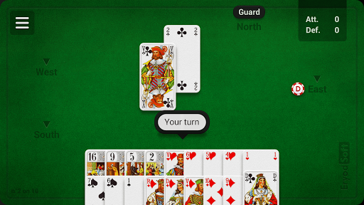 French Tarot - Free  screenshots 3