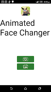 Animated Face Changer - náhled