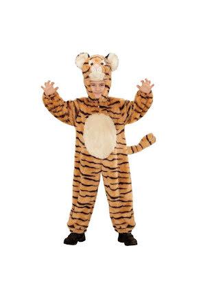 Djurdräkt, Tiger 2-3 år