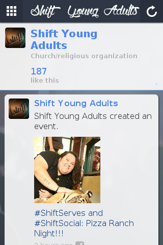 Shift Young Adults