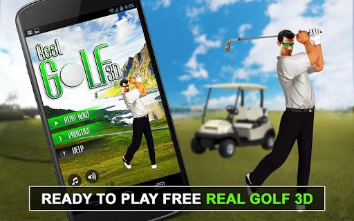 Real Golf 3D  screenshots EasyGameCheats.pro 4