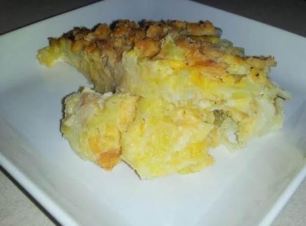 Easy Scalloped Cabbage Recipe