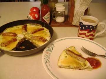 Wagon Wheel Omelet